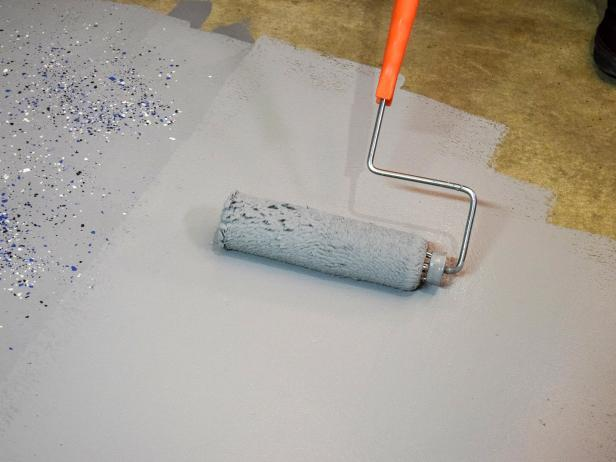 Paint A Garage Floor With Epoxy Room Painting Color Tips